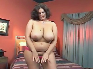 BBW Big Tits Mature Natural