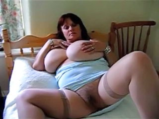 Big Tits British European Hairy Mature Stockings