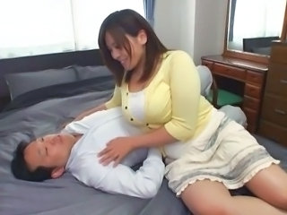 Asian Japanese MILF Skirt