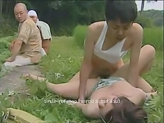 Asian Gangbang Outdoor Teen Young