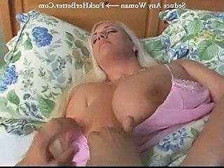 Big Tits MILF Natural Sleeping