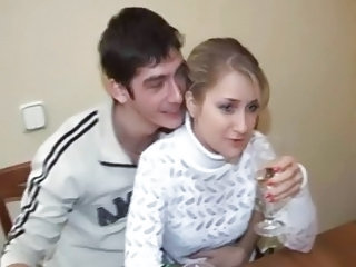 Amateur Drunk Girlfriend Russian