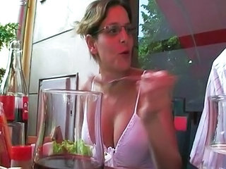 Amateur Drunk European French Mature