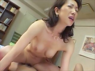 Asian Hardcore Japanese MILF Riding