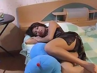 Asian Sleeping Teen Thai