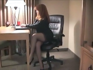 Amateur Cuckold Homemade MILF Stockings Wife