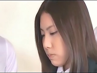 Asian Cute Japanese School Teen