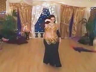 Amateur BBW Dancing