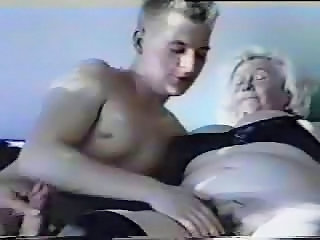 German Granny Mature Oma Sexual connection
