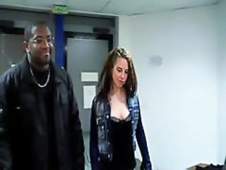 European French Interracial Teen
