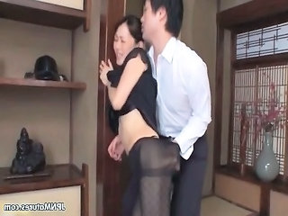 Asian Forced Japanese Mature Pantyhose