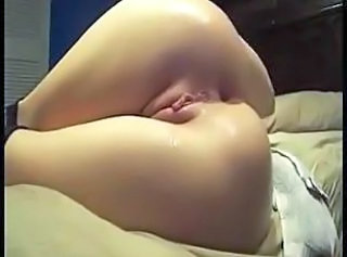 Ass Clit Close up European Shaved