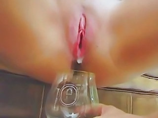 Close up Creampie Shaved