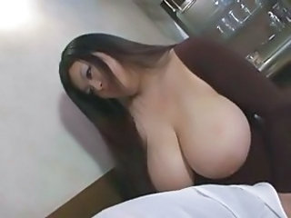 Asian BBW Big Tits MILF Natural