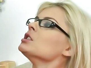Glasses MILF Teacher