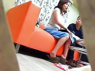 Asian Japanese MILF Voyeur