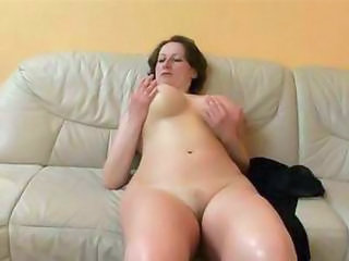 Big Tits Chubby German MILF Natural