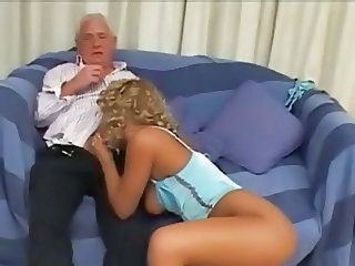 Blowjob Daddy Daughter Older Old and Young Teen