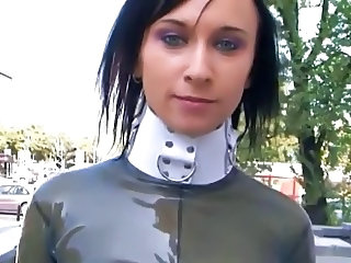 Latex Public Teen