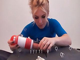 Handjob Teen Toy