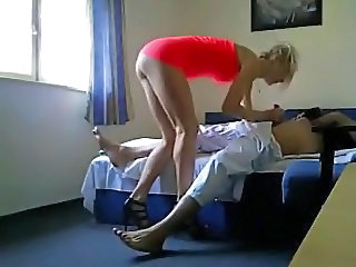 Kontanter Handjob Teenager