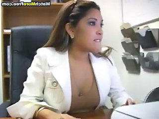 Amateur Asian Masturbating Office Secretary Teen