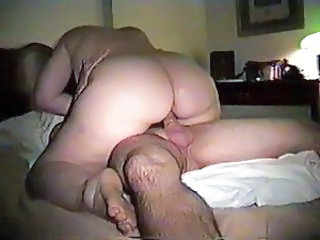 Amateur Ass Homemade Riding Threesome Wife