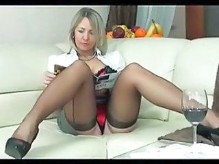 MILF Panty Stockings