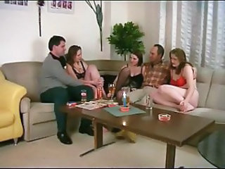 Groupiseks Orgia Swingers