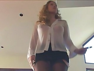 Big Tits Stockings Teen