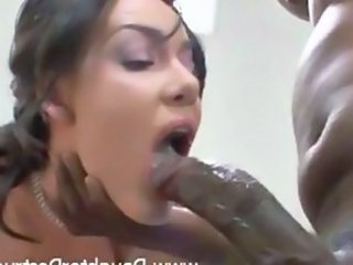 Big cock Blowjob Daughter Deepthroat Hardcore Interracial Teen
