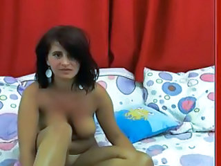 Dancing MILF Natural Webcam