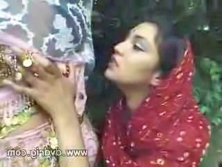 Indian Lesbian Outdoor