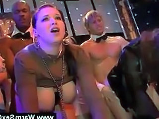 Big Tits CFNM Ebony Groupsex Interracial Orgy Party