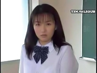 Asian Chinese Student Teen Uniform