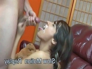 Blowjob Cheerleader European Teen Uniform