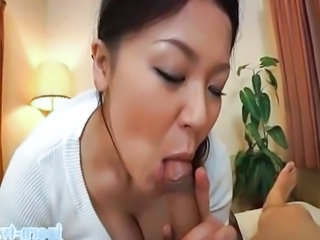Asian Blowjob Japanese MILF
