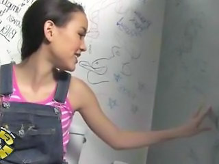 Asian Gloryhole Teen