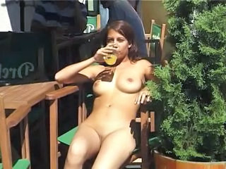 Amateur Nudist Outdoor Public Teen