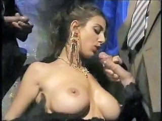 Blowjob Bus European Italian Natural Threesome Vintage