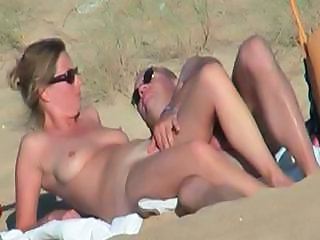 Strand Europees Frans Bril Nudist