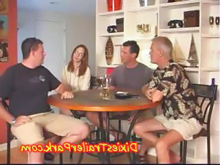 Cuckold Gangbang Glasses Wife