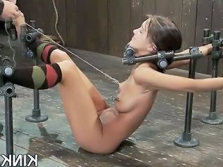 Bondage European Fetish French Nipples Pain