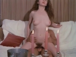 Hairy Riding Teen Vintage