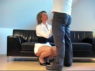 Amateur Clothed European German Handjob Homemade MILF