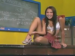 Asian Babe Cute School Student Teen