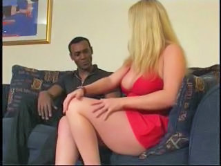 Big Tits British European Interracial MILF