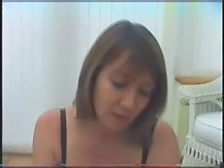Amateur Blowjob British European MILF
