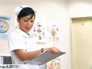 Asian Cute Japanese Nurse Uniform
