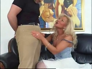 European German Mature Pornstar